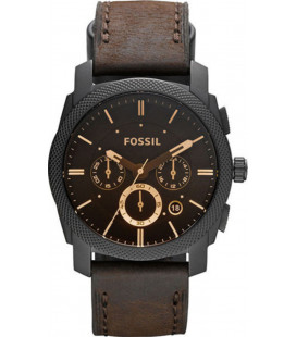 Fossil Machine FS4656 с хронографом