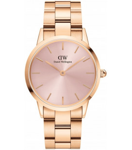 Daniel Wellington Iconic Link Pink 28mm