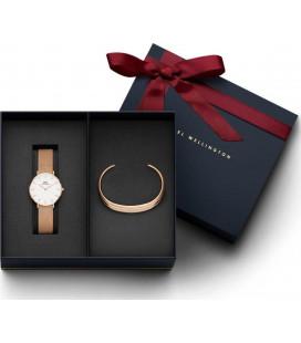 Daniel Wellington Classic Petite Melrose 32mm + Classic Bracelet S
