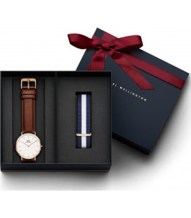 Daniel Wellington Classic St Mawes 40mm + Glasgow ремешок