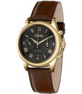 Часы наручные Слава механические хронограф